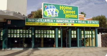 estate agent in Gran Canaria - Home Sweet Home